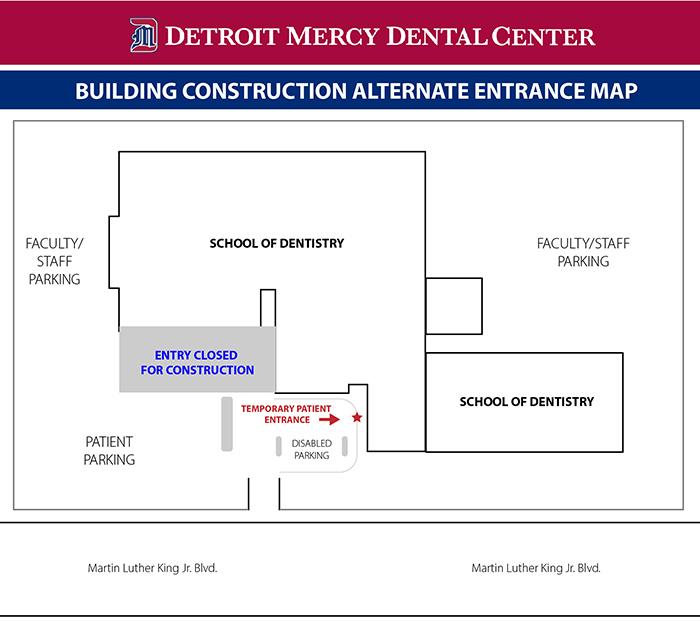 Detroit Mercy Dental Center | University of Detroit Mercy